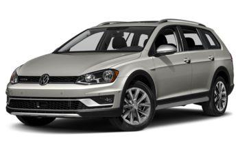 2017 Volkswagen Golf Alltrack - Tungsten Silver Metallic