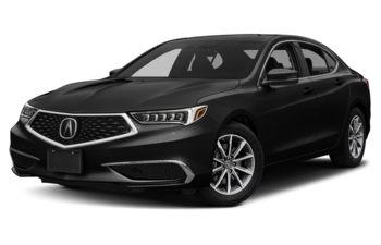 2018 Acura TLX - Crystal Black Pearl