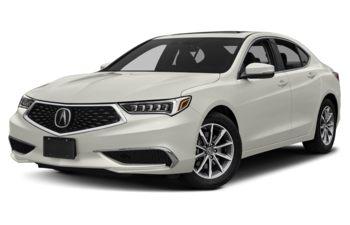 2018 Acura TLX - Bellanova White Pearl