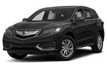 2018 Acura RDX - Crystal Black Pearl