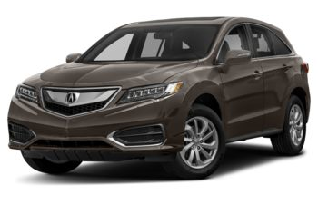 2018 Acura RDX - Kona Coffee Metallic
