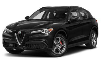 2021 Alfa Romeo Stelvio - Vulcano Black Metallic
