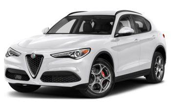 2021 Alfa Romeo Stelvio - Alfa White