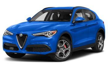 2020 Alfa Romeo Stelvio - Misano Blue Metallic