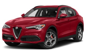 2021 Alfa Romeo Stelvio - Alfa Rosso