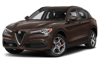 2019 Alfa Romeo Stelvio - Basalto Brown Metallic