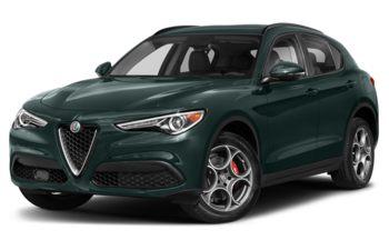 2021 Alfa Romeo Stelvio - Verde Visconti Metallic