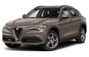 2019 Alfa Romeo Stelvio - Imola Titanium Metallic