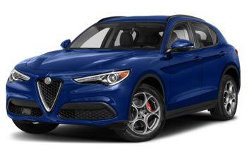 2021 Alfa Romeo Stelvio - Anodized Blue Metallic