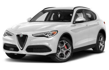 2021 Alfa Romeo Stelvio - Lunare White Metallic