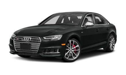 2019 Audi S4 3.0T Progressiv