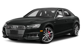 2018 Audi S4 - Mythos Black Metallic