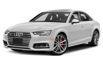 2018 Audi S4 - Glacier White Metallic
