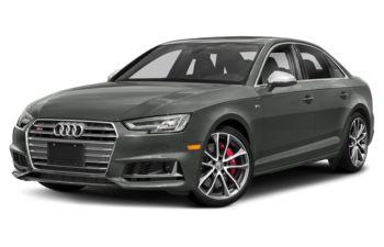 2019 Audi S4 - Daytona Grey Pearl