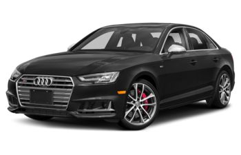 2018 Audi S4 - Brilliant Black