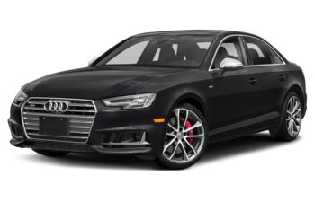 2018 Audi S4 - Manhattan Grey Metallic