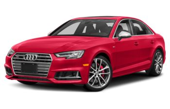 2018 Audi S4 - Misano Red Pearl