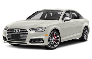2018 Audi S4 - Ibis White