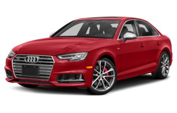 2019 Audi S4 - Tango Red Metallic