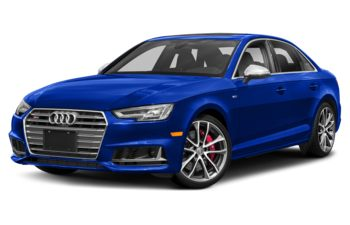 2019 Audi S4 - Turbo Blue