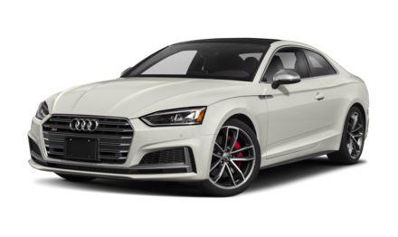 2018 Audi S5 3.0T Progressiv