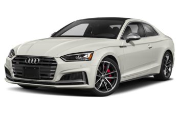 2018 Audi S5 - Ibis White