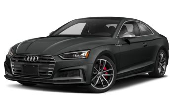 2018 Audi S5 - Mythos Black Metallic