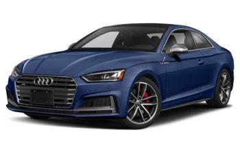 2019 Audi S5 - Navarra Blue Metallic