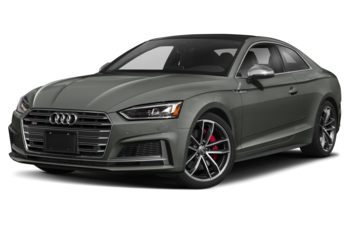 2019 Audi S5 - Daytona Grey Pearl Effect