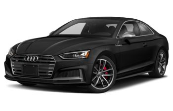 2019 Audi S5 - Brilliant Black