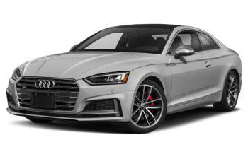 2019 Audi S5 - Florett Silver Metallic