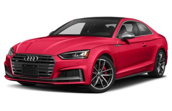 2019 Audi S5 - Misano Red Pearl