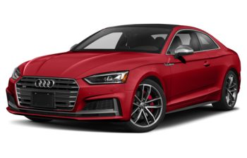 2018 Audi S5 - Tango Red Metallic