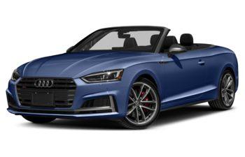 2018 Audi S5 - Navarra Blue Metallic/Grey Top