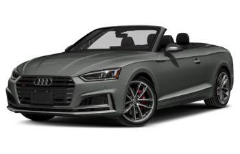 2018 Audi S5 - Daytona Grey Pearl/Black Top