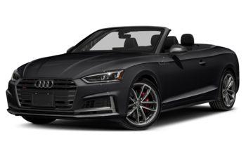2018 Audi S5 - Manhattan Grey Metallic/Black Top