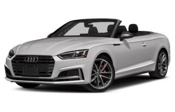 2018 Audi S5 - Florett Silver Metallic/Black Top