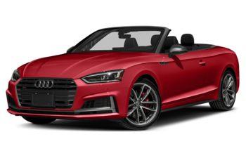 2018 Audi S5 - Tango Red Metallic/Black Top