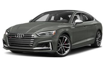 2018 Audi S5 - Daytona Grey Pearl
