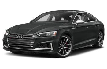 2018 Audi S5 - Mythos Black Metallic