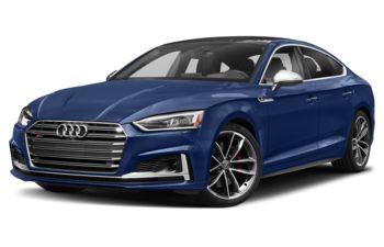 2018 Audi S5 - Navarra Blue Metallic