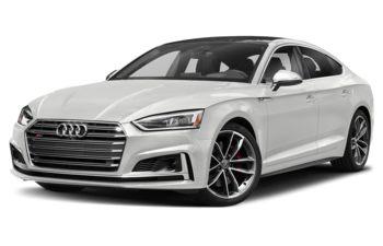 2018 Audi S5 - Glacier White Metallic