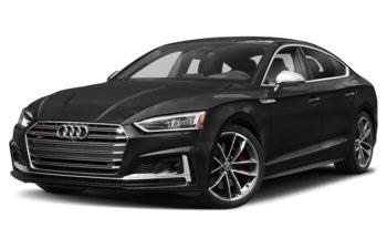 2018 Audi S5 - Brilliant Black