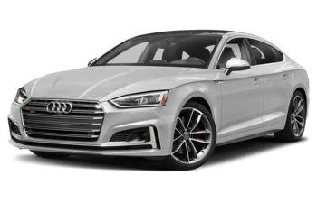 2018 Audi S5 - Florett Silver Metallic