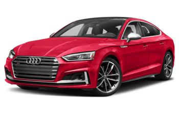 2018 Audi S5 - Misano Red Pearl