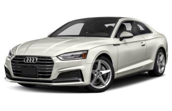 2018 Audi A5 - Ibis White