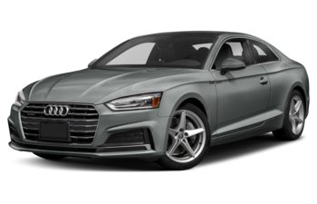 2018 Audi A5 - Monsoon Grey Metallic
