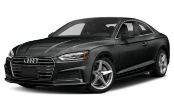 2018 Audi A5 - Mythos Black Metallic