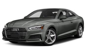 2018 Audi A5 - Daytona Grey Pearl