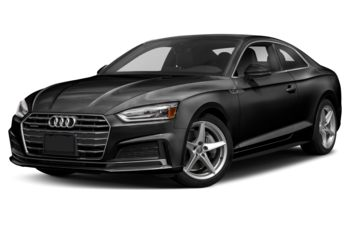 2018 Audi A5 - Brilliant Black